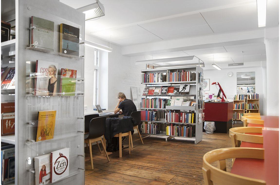 Sundby Public Library, Denmark - Public libraries