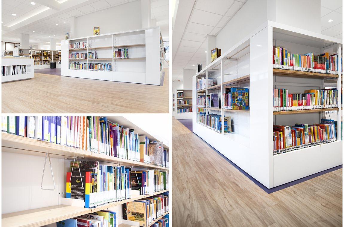 Openbare bibliotheek Schilderswijk, Nederland - Openbare bibliotheek