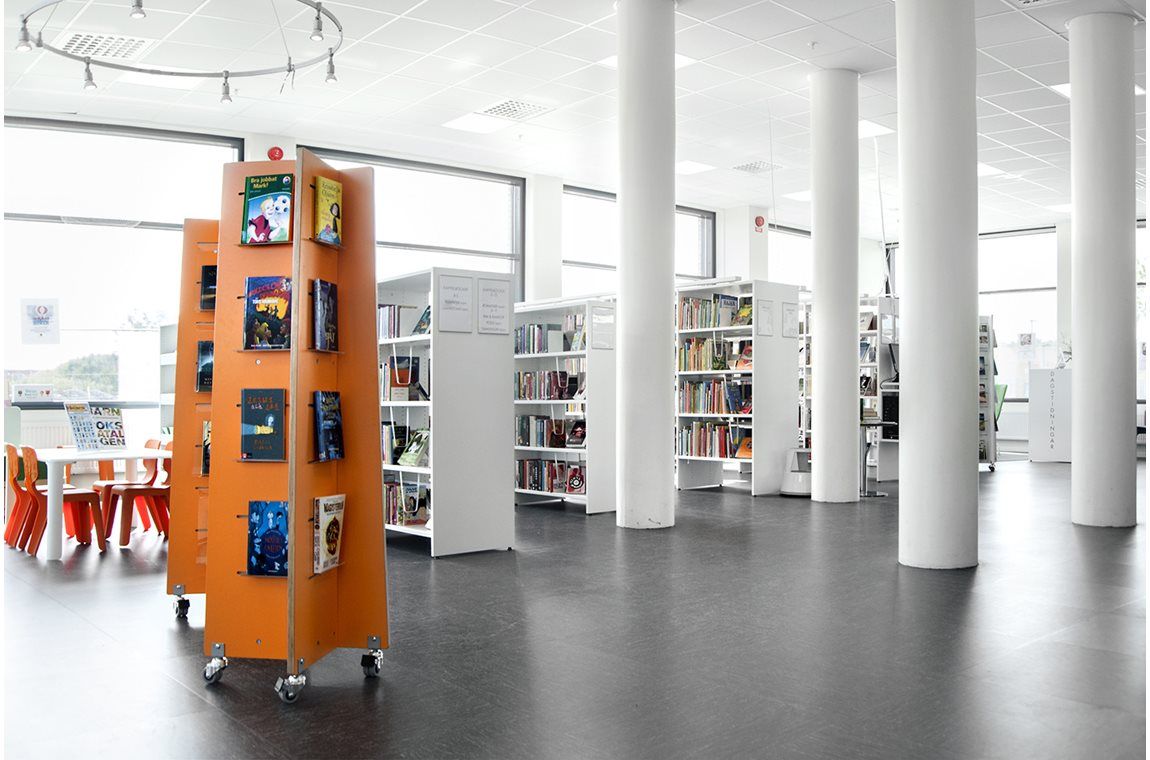 Bara Public Library, Sweden - Public libraries