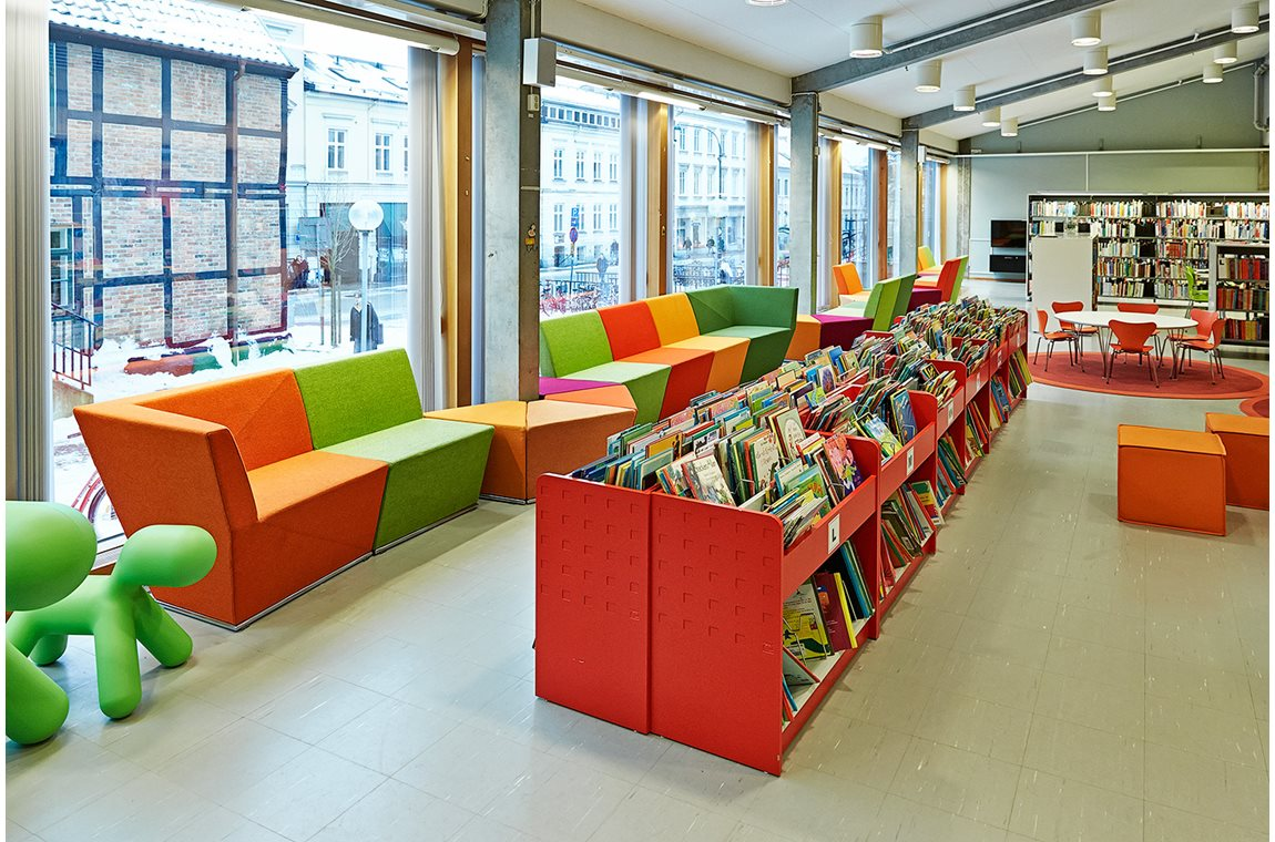 Lund Public Library, Sweden - Public libraries