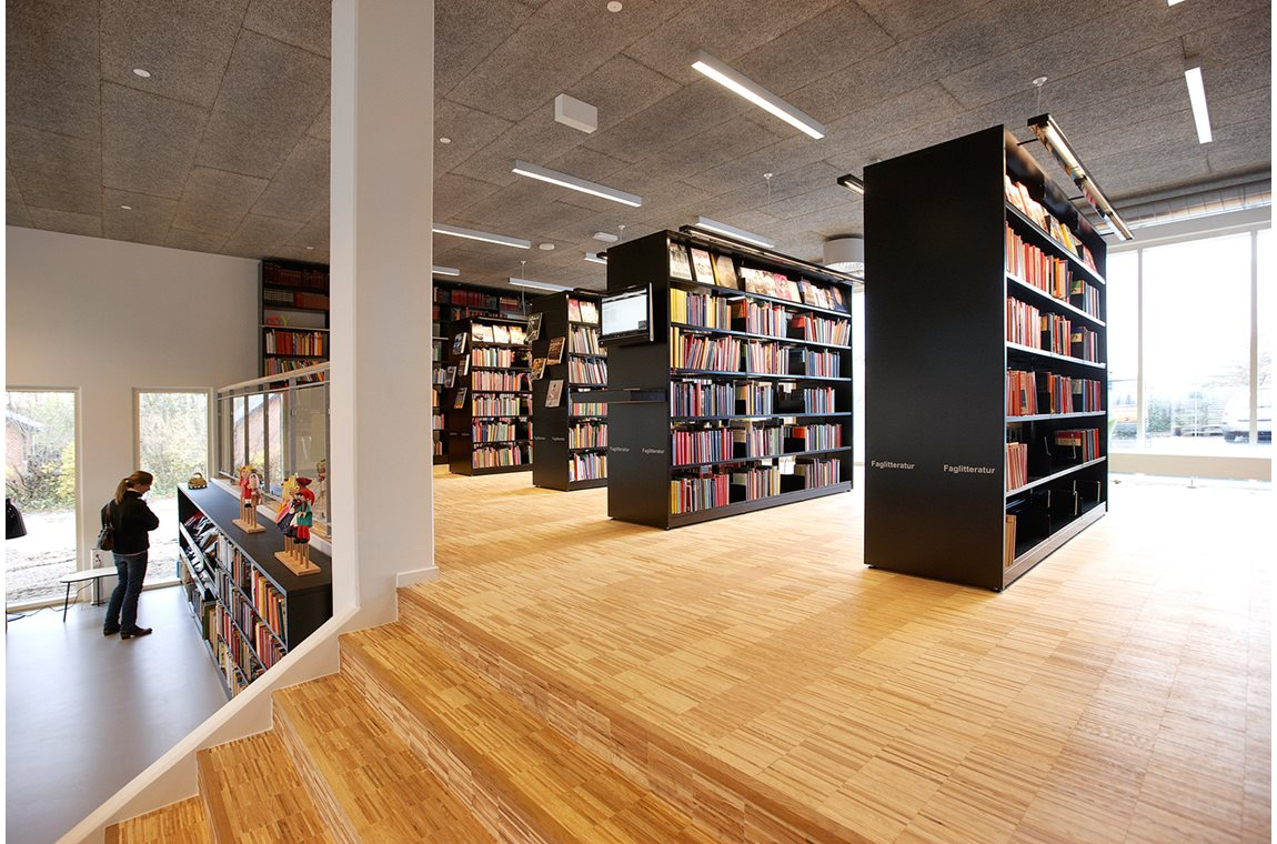 Jelling Public Library, Denmark - Public libraries