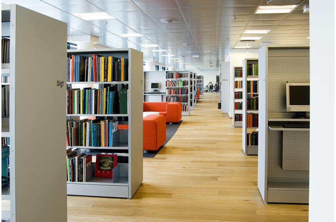 Kolding Public Library, Denmark - Public libraries