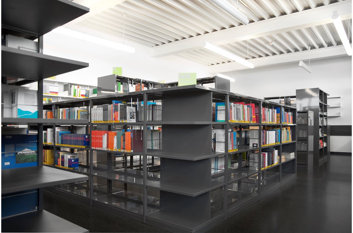 Bauhaus Foundation Library, Germany - Academic libraries