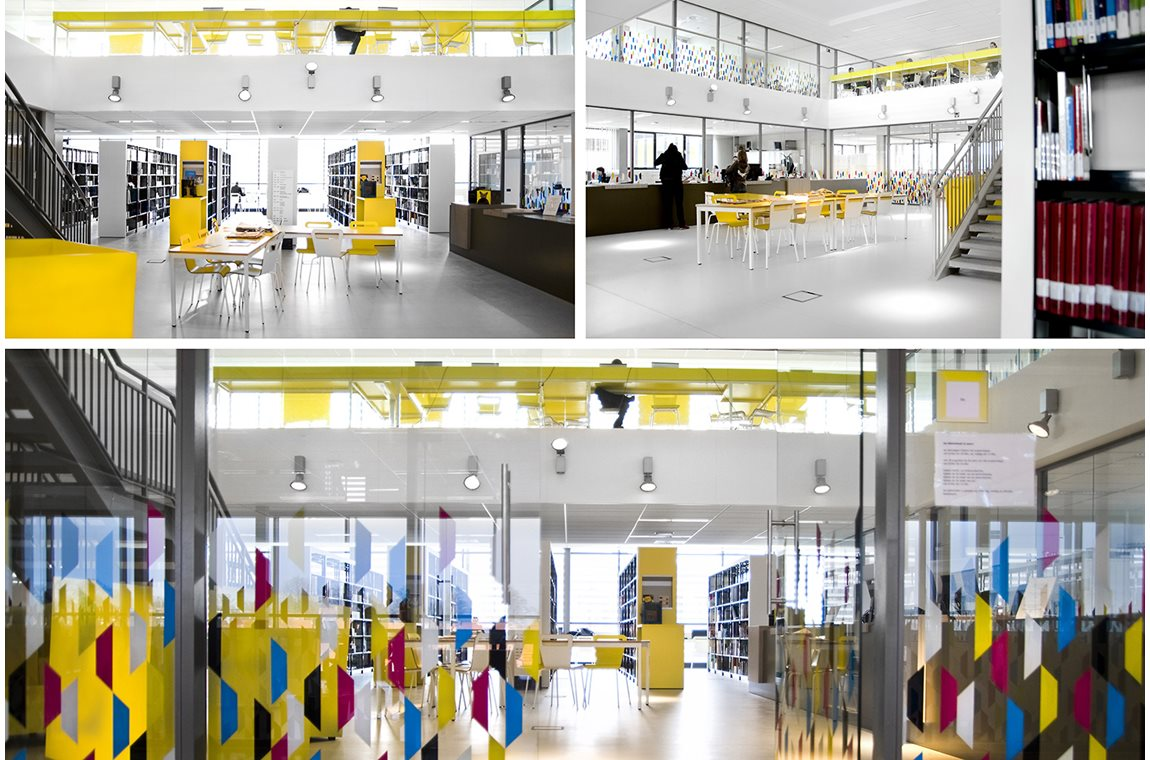 KHK Turnhout Campus Blairon - Bibliothèques universitaires et d'écoles supérieures