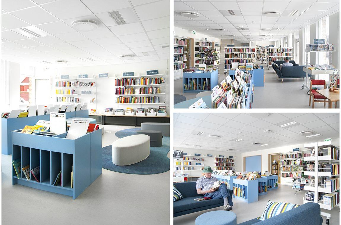 Thurø Public Library, Denmark -