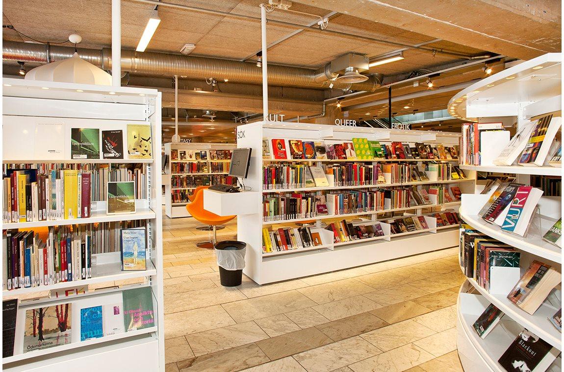 Stockholm Kulturhus, Sverige - Offentligt bibliotek