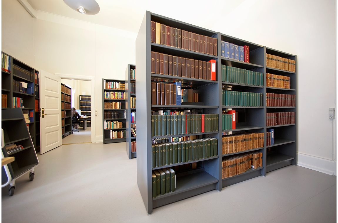 The High Court of Eastern Denmark, Denmark - Company libraries