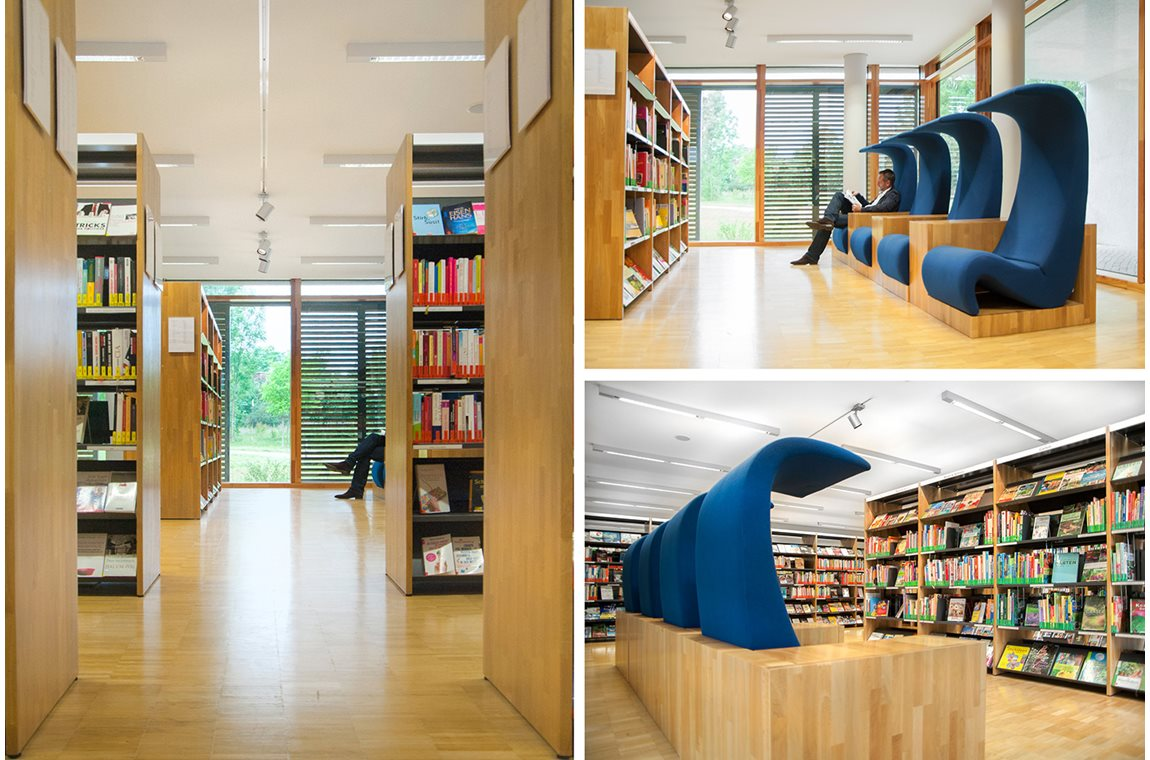 Ismaning Public Library, Germany - Public libraries