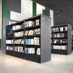 Fabulous Shelving Systems Library Shelving Eurobib Direct Uk Interior Design Ideas Gentotryabchikinfo
