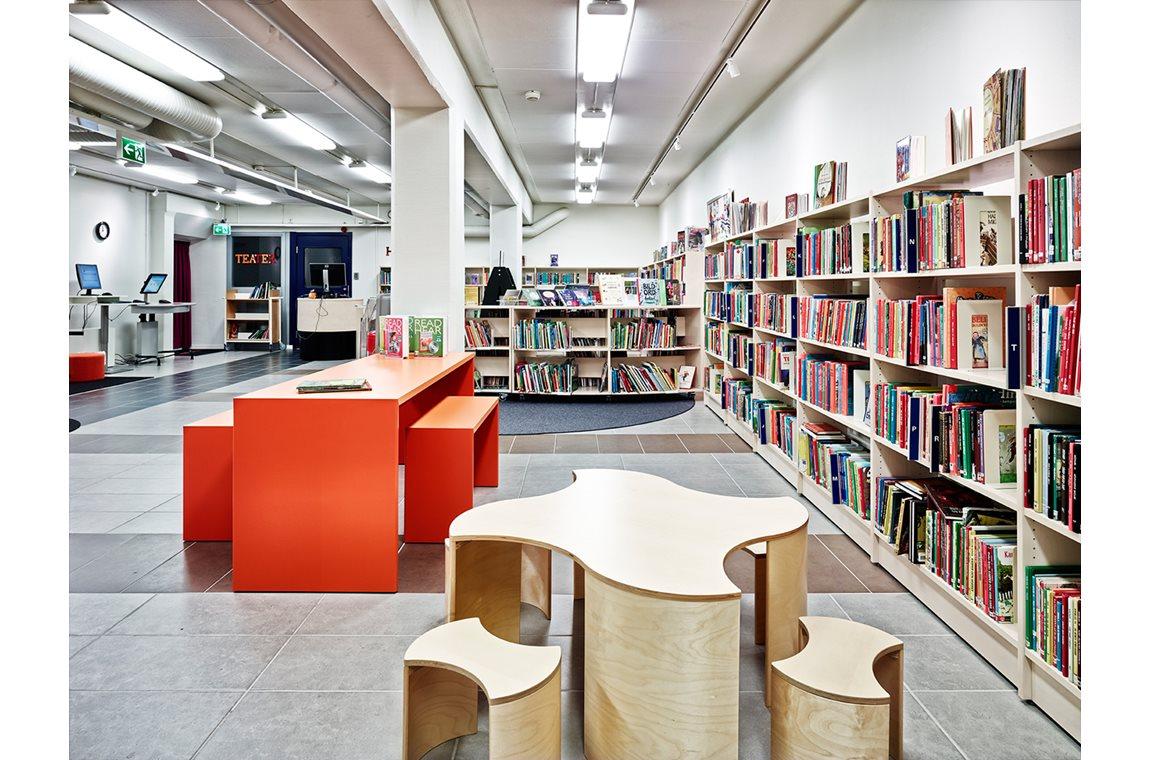 Openbare bibliotheek Kiruna, Zweden - Openbare bibliotheek