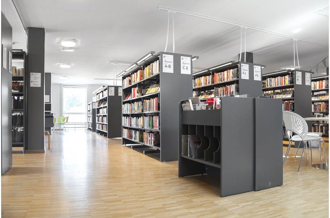 Sundsgymnasiet de Vellinge, Suède - CDI