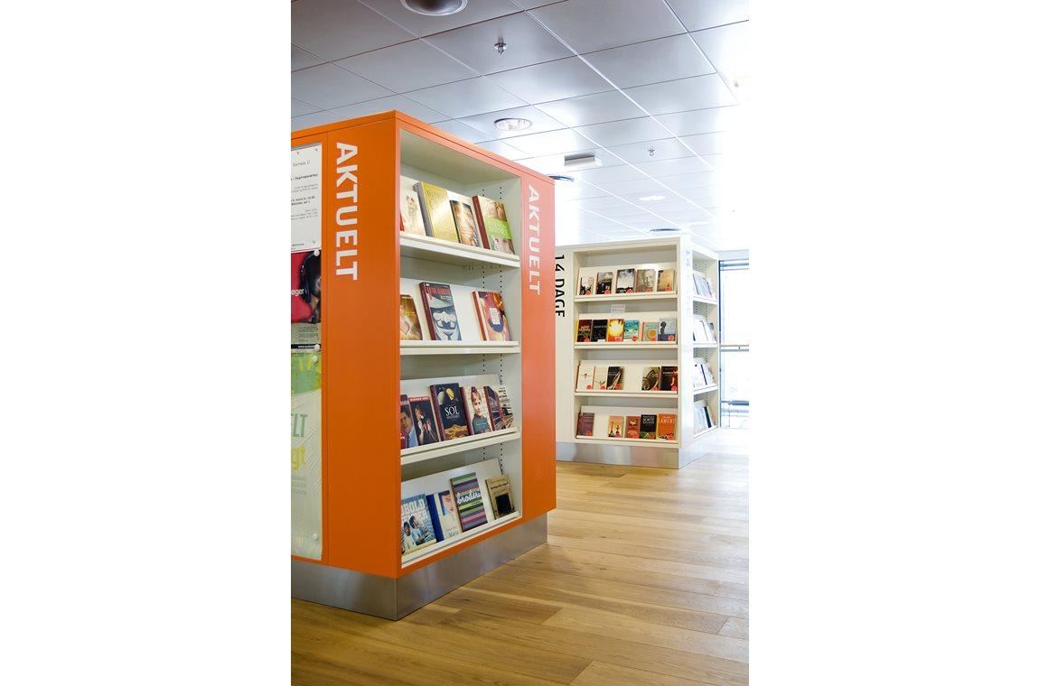 Kolding Bibliotek, Danmark - Offentligt bibliotek