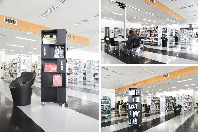 Bibliothèque De 3e La Part DieuLyon 2HWeEDY9I