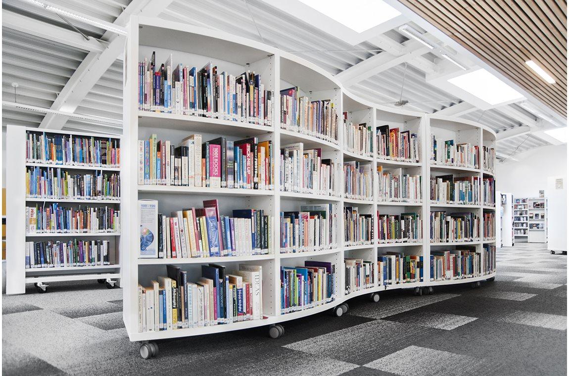 Haberdashers' Aske's Girls' School, Hertfordshire, United Kingdom - School libraries