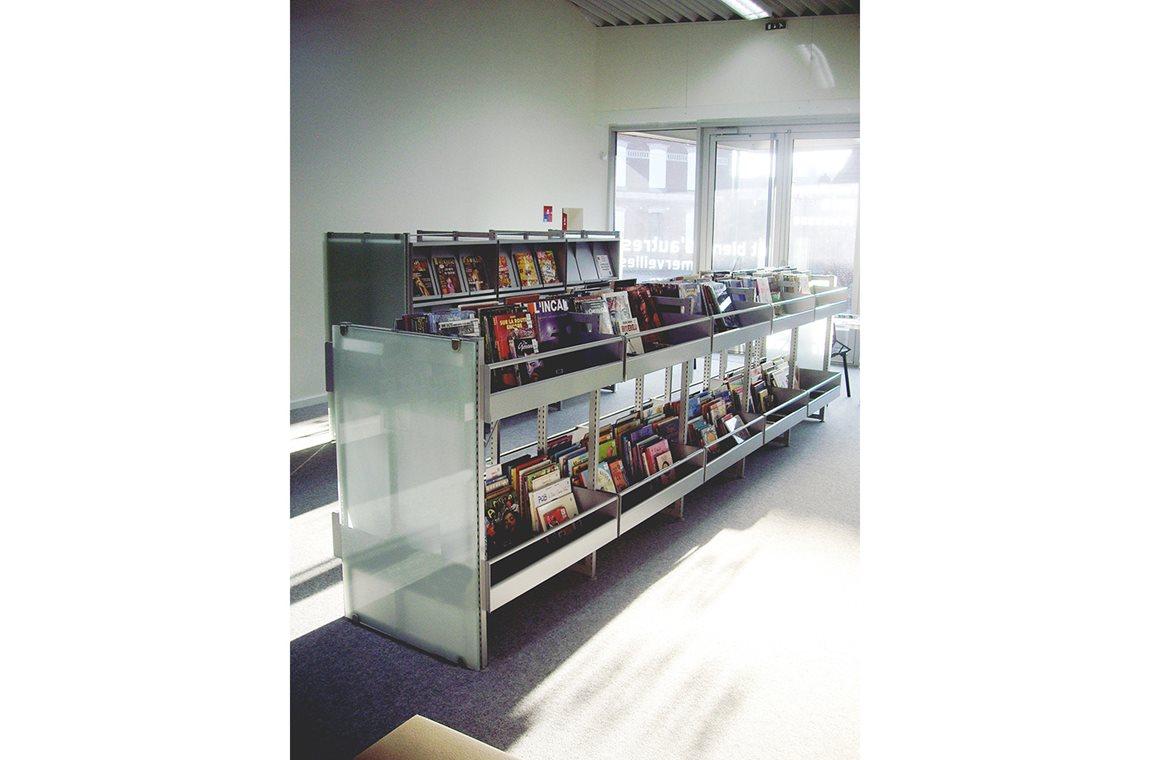 Openbare bibliotheek Proville, Frankrijk - Openbare bibliotheek