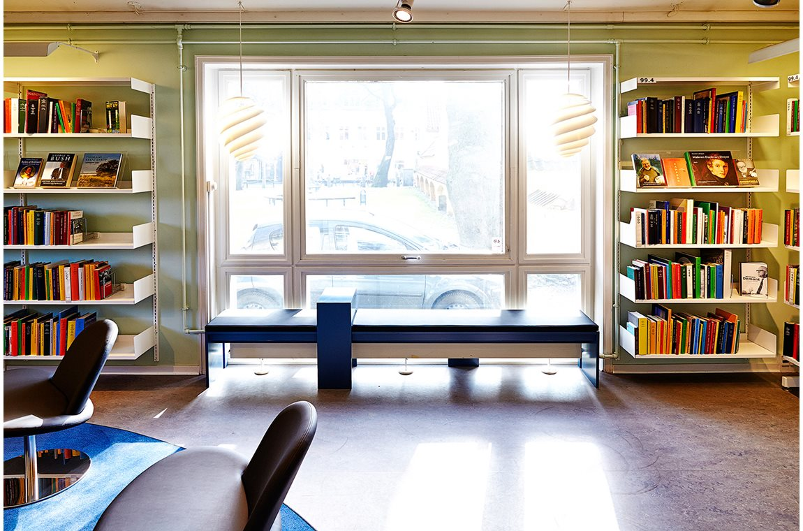 Køge Public Library, Denmark - Public libraries