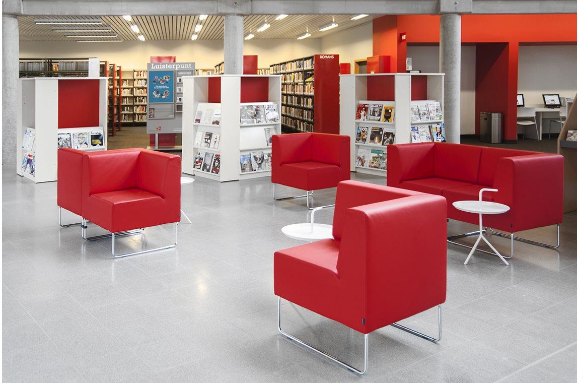 Bibliothèque municipale de Zwevegem - Bibliothèque municipale