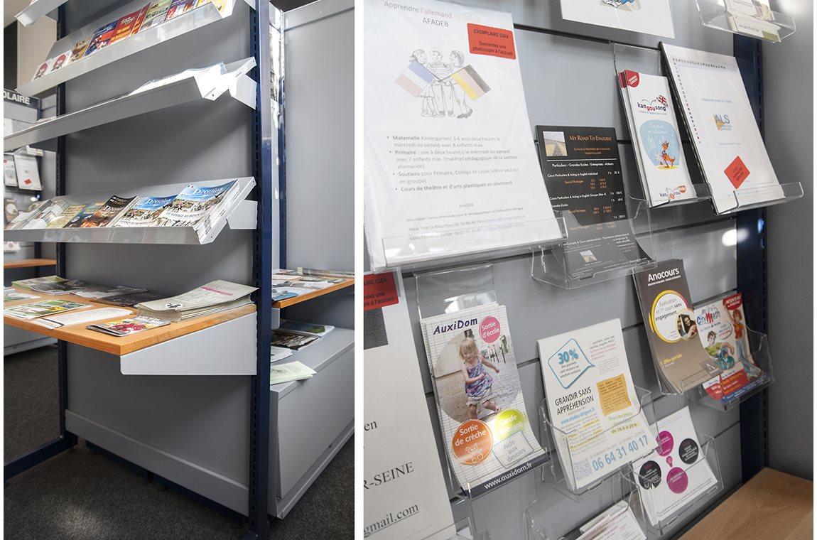 Centrum voor Informatie en Onthaal te Vésinet, Frankrijk -