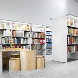 Groovy Shelving Systems Library Shelving Eurobib Direct Uk Interior Design Ideas Tzicisoteloinfo