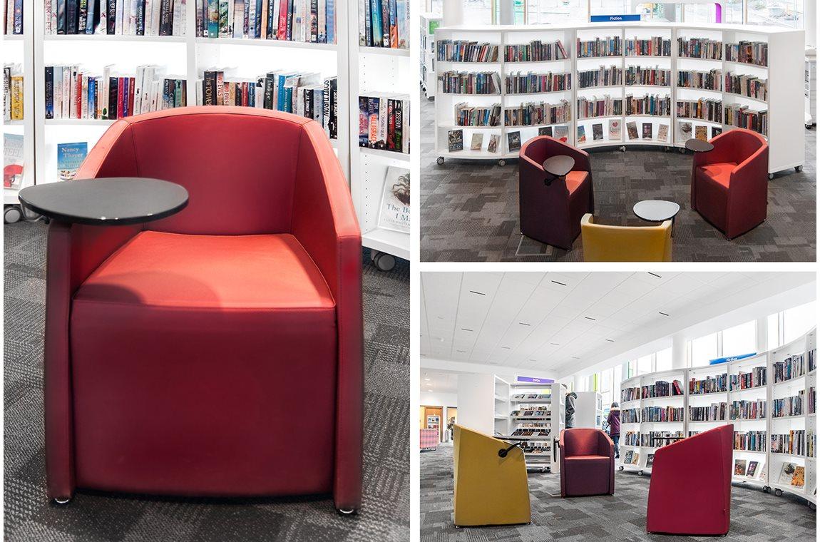 Barrhead Public Library, United Kingdom - Public libraries