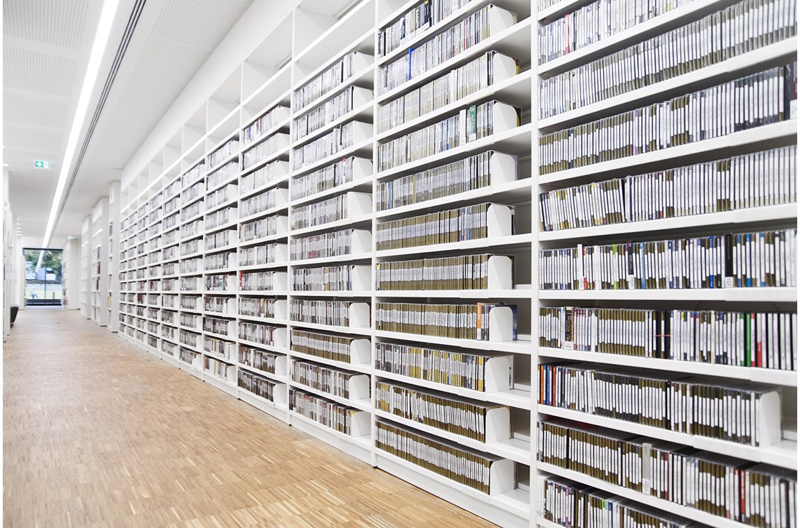 Detmold Academy of Music, Germany - Academic libraries