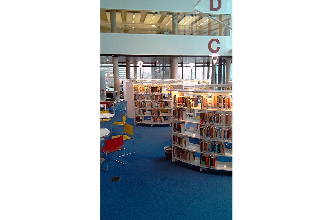 Bibliothèque de l'université Newport, Pays de Galles - Bibliothèques universitaires et d'écoles supérieures