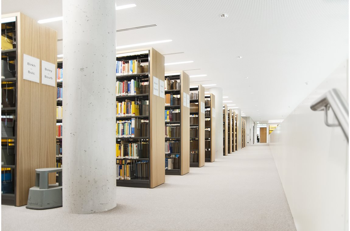 University of Heidelberg, Germany - Academic libraries