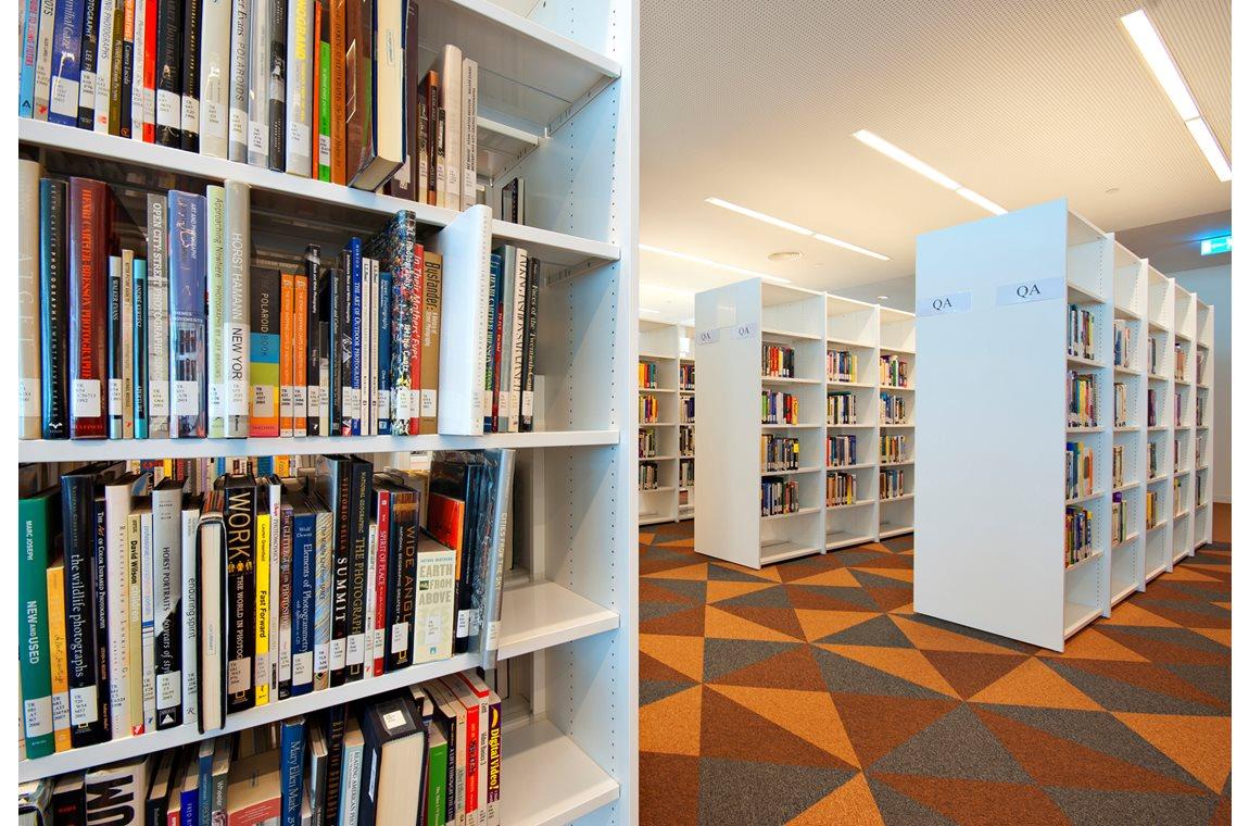 Wetenschappelijke bibliotheek Zayed, Verenigde Arabische Emiraten - Wetenschappelijke bibliotheek