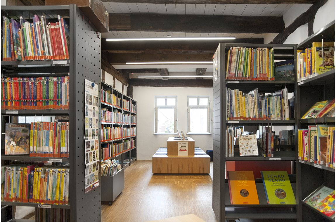 Ehningen Public Library, Germany - Public libraries