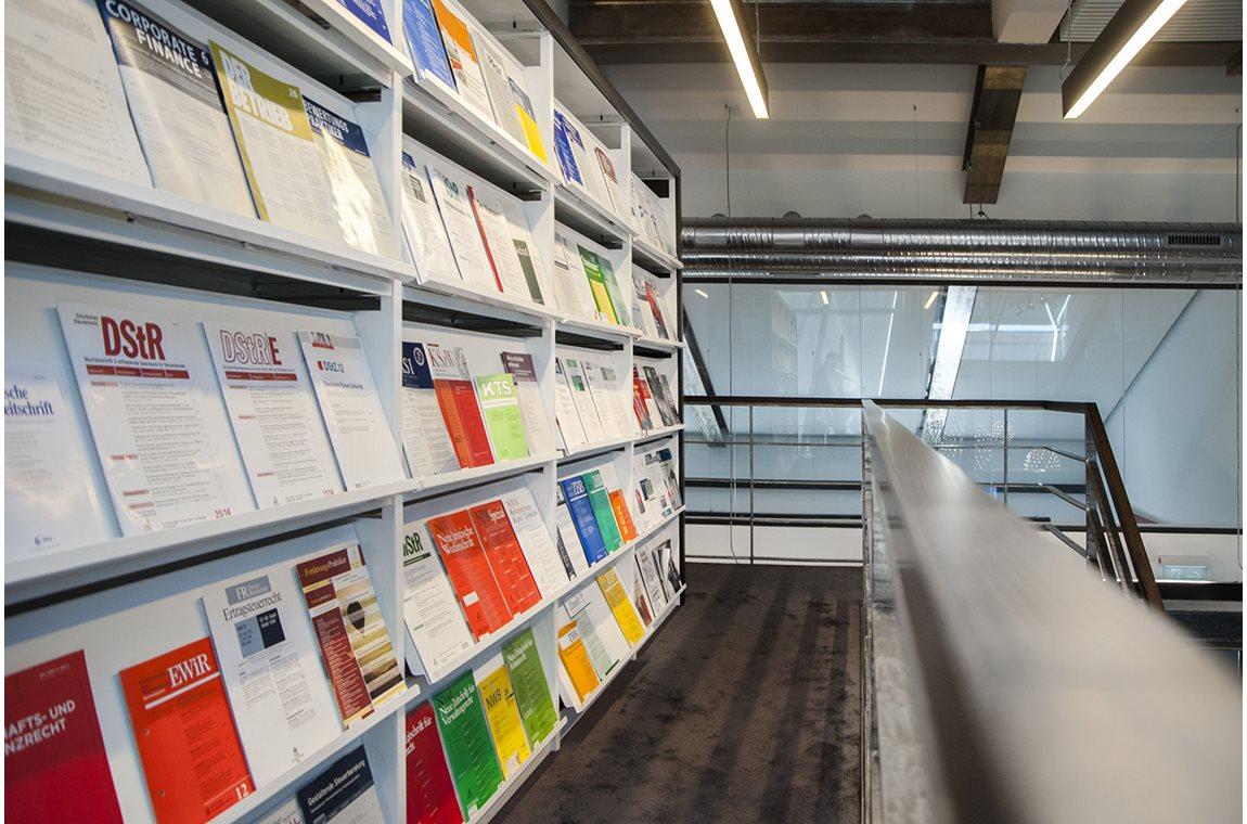 Unternehmensbibliothek Kirkland, Deutschland - Unternehmensbibliothek