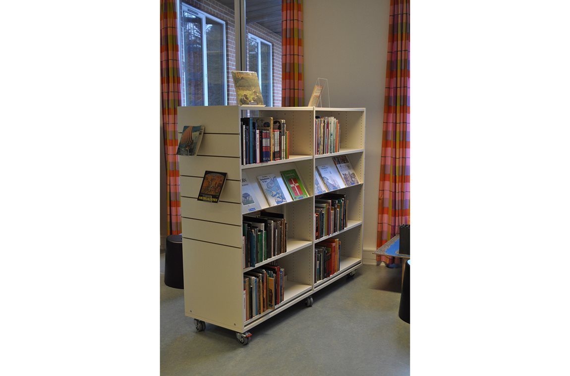 Dagnæs school library, Denmark - School libraries