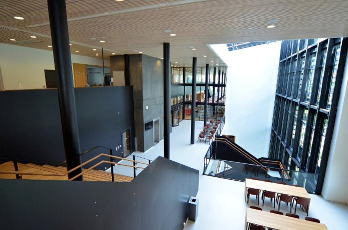 University College in Sogn and Fjordane, Norway - Academic libraries