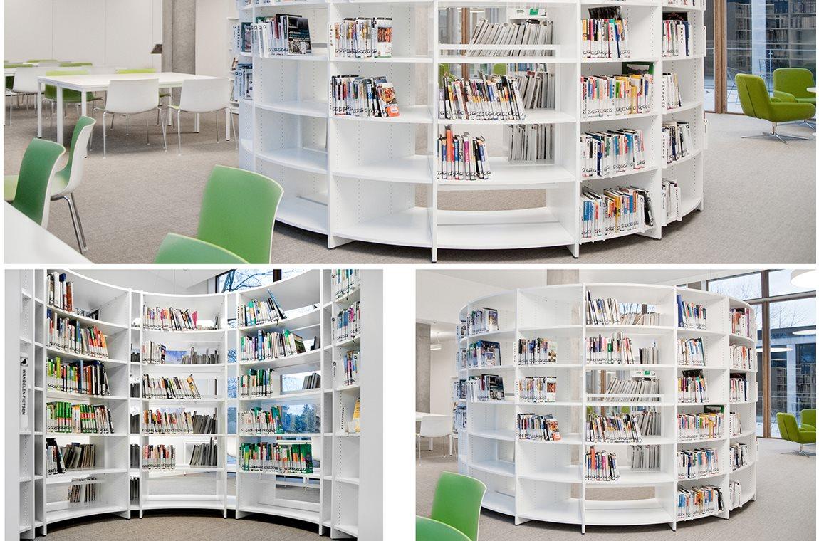 Bibliothèque municipale de Lummen, Belgique - Bibliothèque municipale