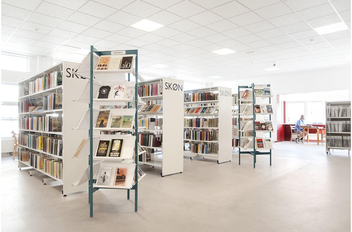 Svinninge Bibliotek, Danmark - Offentligt bibliotek