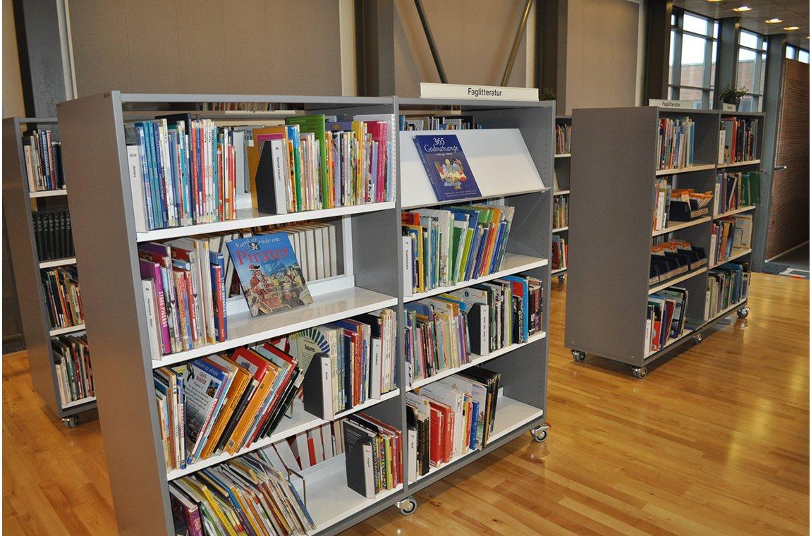 Ringkøbing skolebibliotek, Danmark - Skolebibliotek