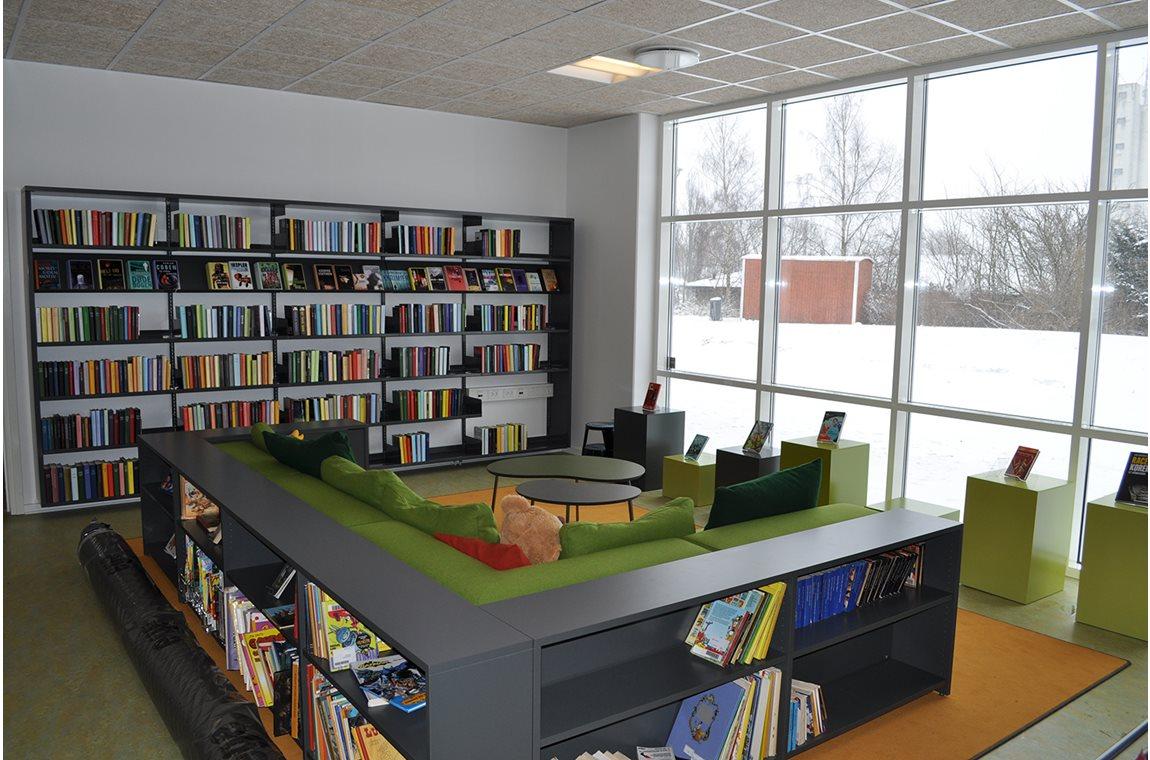 Ørbæk Public Library, Denmark -