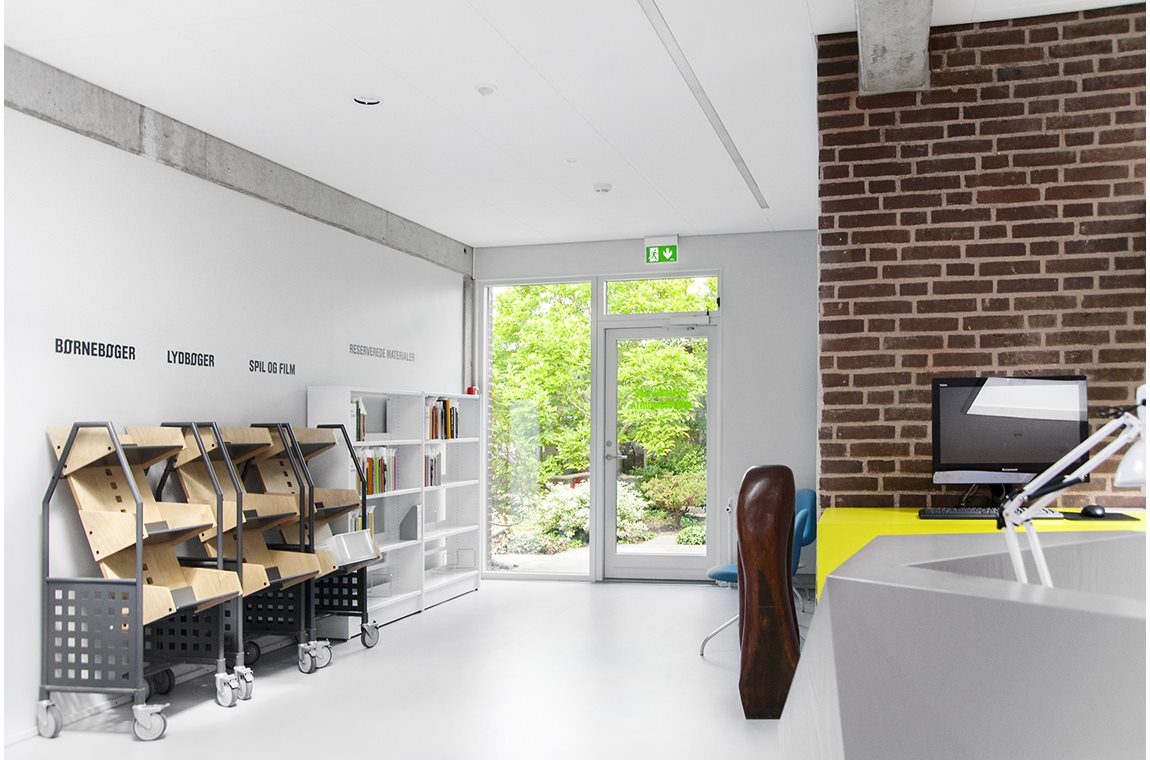Billund Bibliotek, Danmark - Offentligt bibliotek