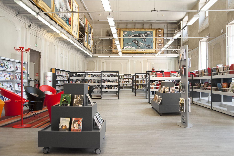 Bibliothèque Ste Foy Les Lyon bibliothèque du 5e st-jean, lyon