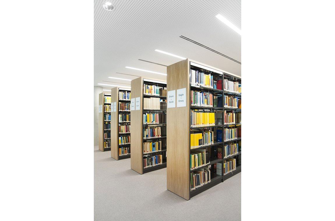 Heidelberg Universitet, Tyskland - Akademisk bibliotek