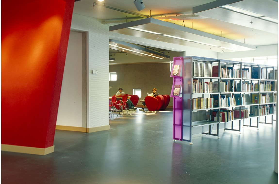 Floriande bibliotek, Holland - Offentligt bibliotek