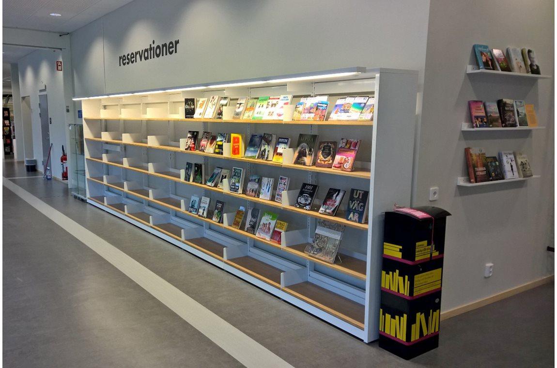 Torslanda Public Library, Sweden - Public libraries