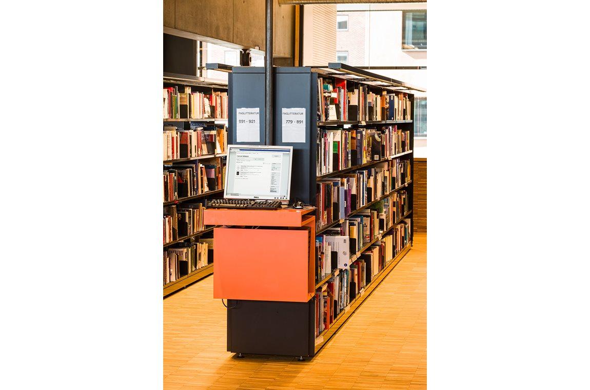 Hamar Public Library, Norway - Public libraries