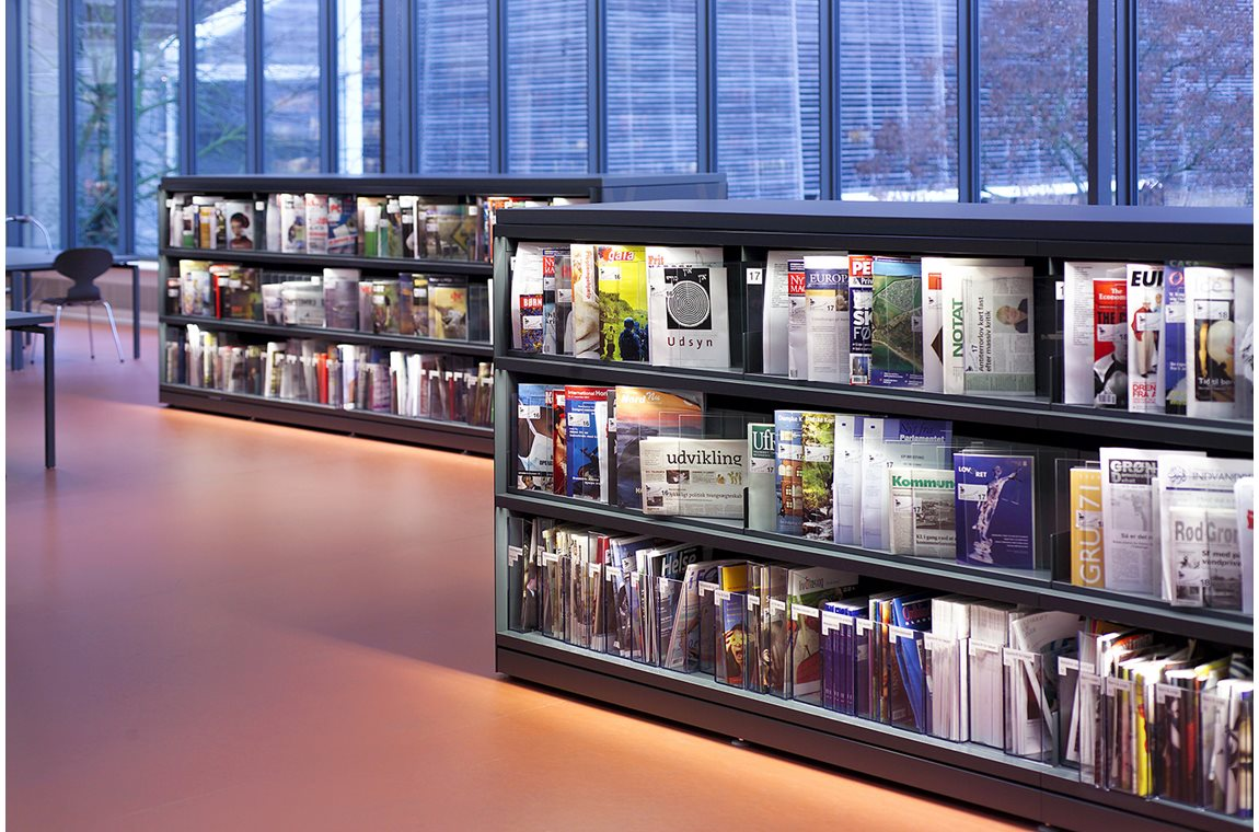 Albertslund bibliotek, Danmark - Offentliga bibliotek