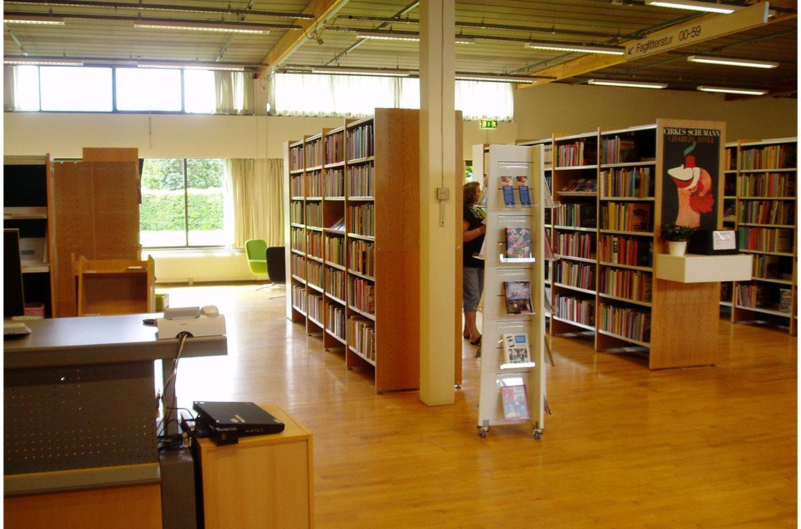 Nørre Alslev Bibliotek, Danmark - Offentligt bibliotek