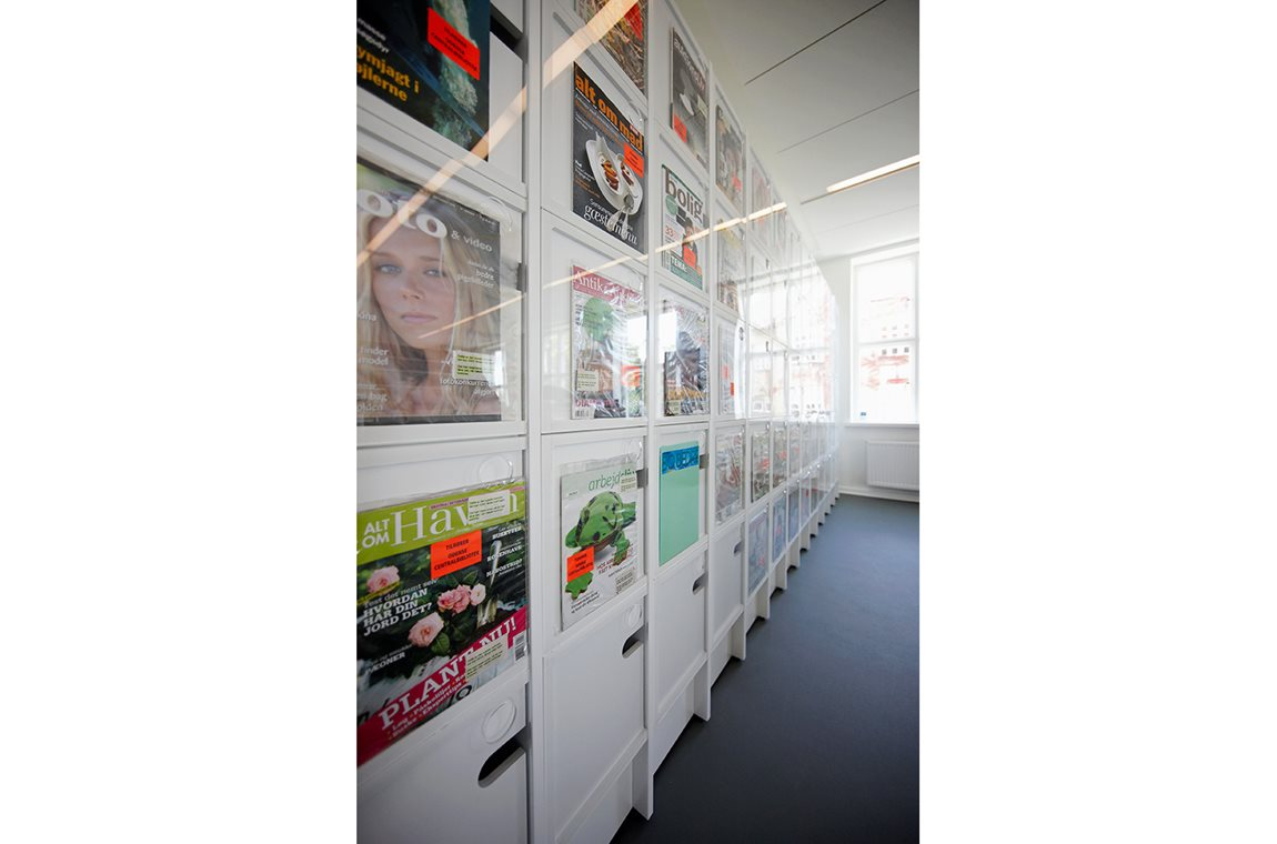 Openbare bibliotheek Dalum, Denemarken - Openbare bibliotheek