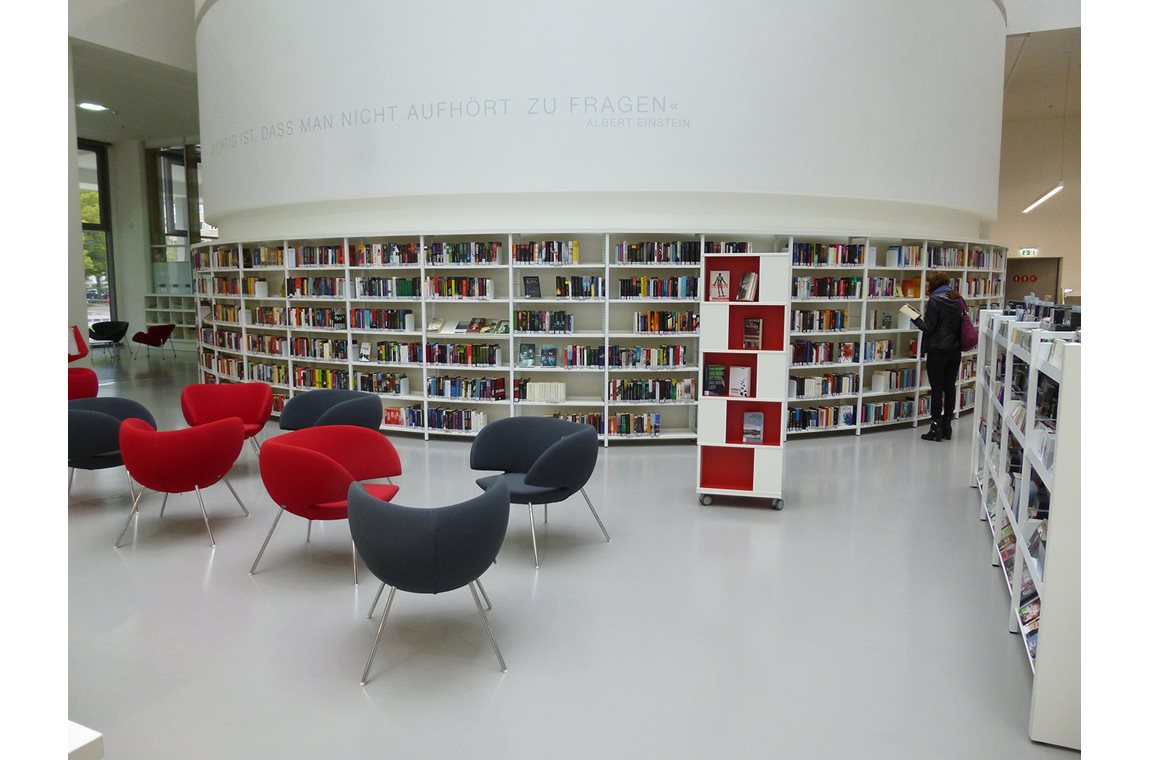 Potsdam Public Library, Germany - Public libraries