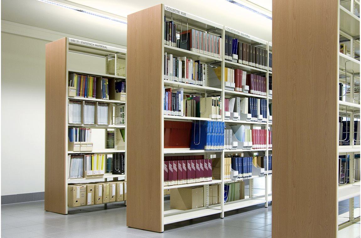 Bibliothèque de Campus Stormstraat - Bibliothèques universitaires et d'écoles supérieures