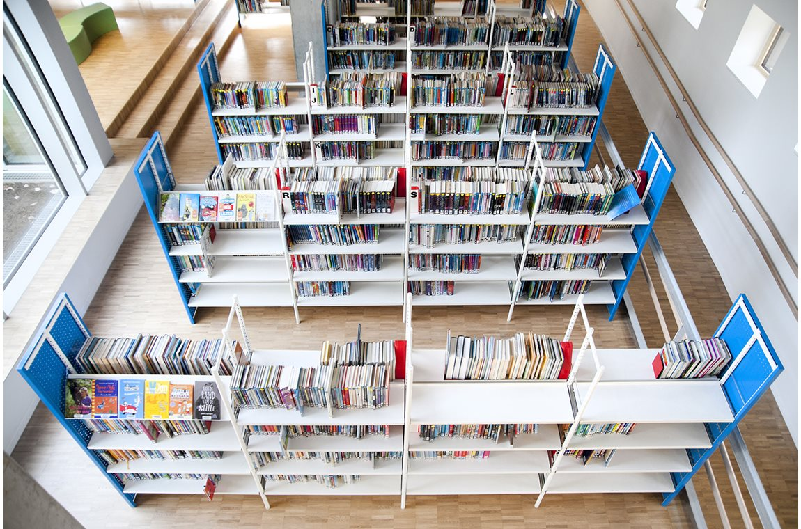 Sint-Pieters-Woluwe Public Library, Belgium - Public libraries