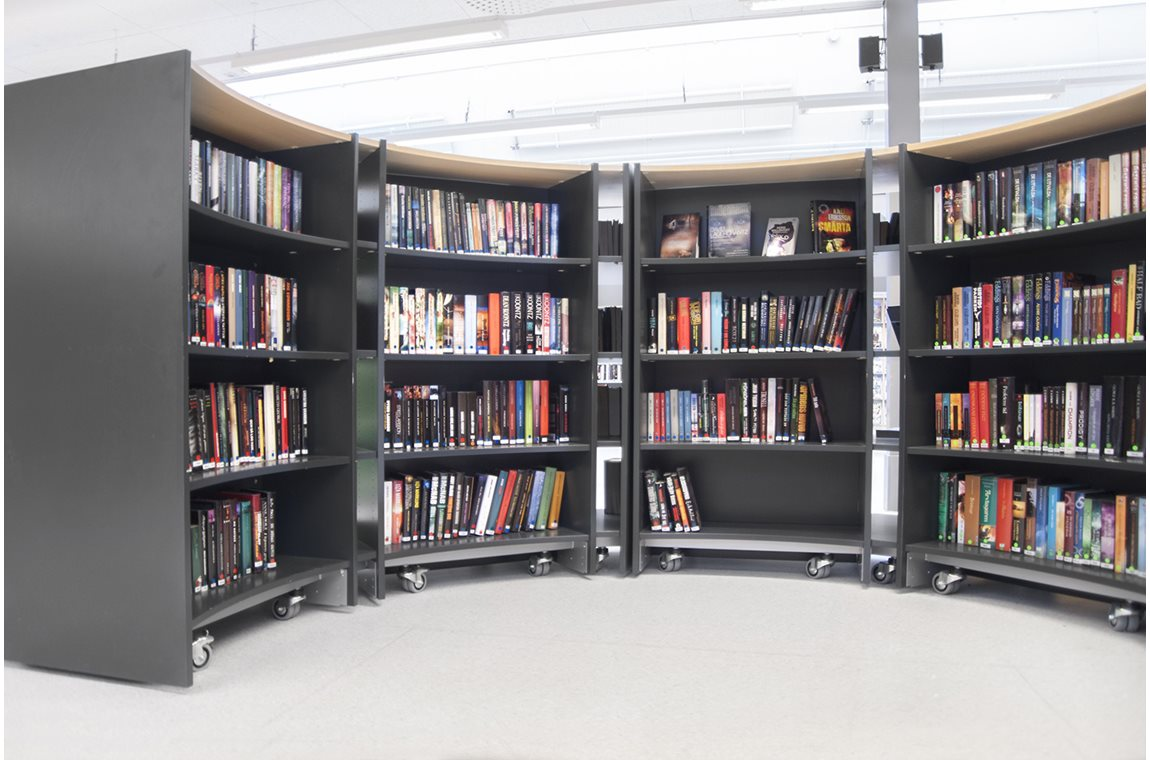 Arboga Skolebibliotek, Sverige - Skolebibliotek