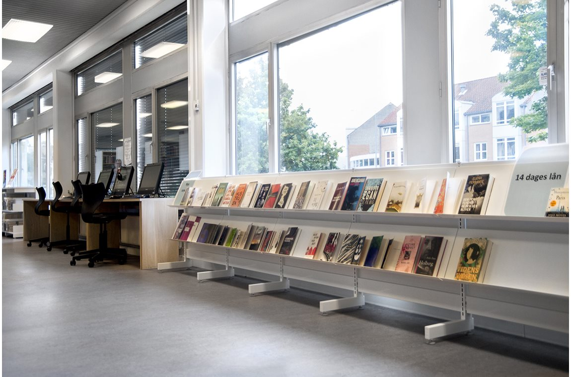 Aabenraa Public Library, Denmark - Public libraries